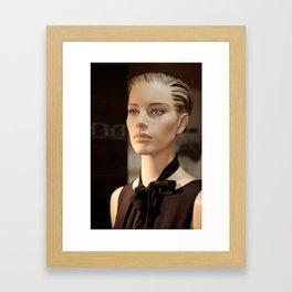 Mannequin 58 Framed Art Print