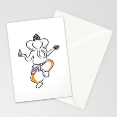 Servant of Ganesh 1 Stationery Cards