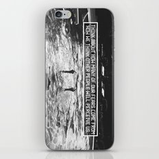 Fear of Perception iPhone & iPod Skin