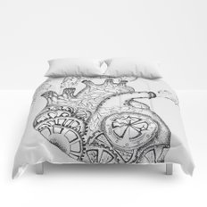 Steaming Heart Comforters