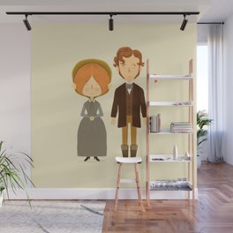 Jane Eyre Wall Mural