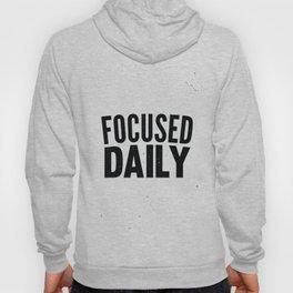 Focused Daily Hoody