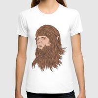 teen wolf T-shirts featuring Teen Wolf by Joseph Botcherby