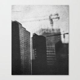 Urban Decay No.1 Canvas Print