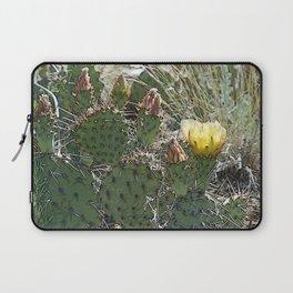 Cactus Flower Laptop Sleeve