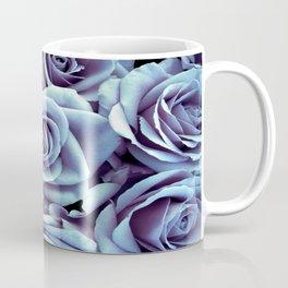 Periwinkle Roses / Flowers Coffee Mug