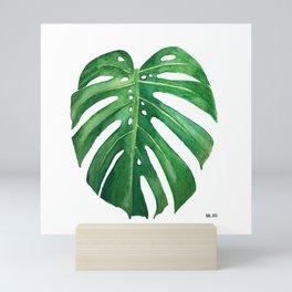 Monstera Mini Art Print