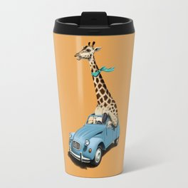 Riding High! (Colour) Travel Mug