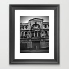 Liverpool Picture House Framed Art Print