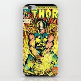 Unleash the Lightning! iPhone Skin
