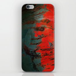 Iara iPhone Skin