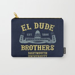 The Peep Show - El Dude Brothers Carry-All Pouch