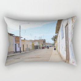 Ruelle péruvienne Rectangular Pillow