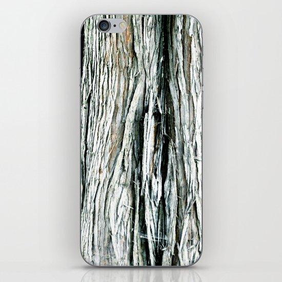 TREE BARK iPhone & iPod Skin