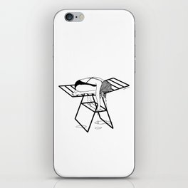 Dry Your Tears iPhone Skin