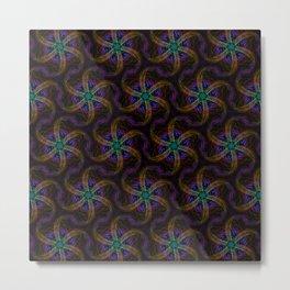 Pattern Anna Metal Print