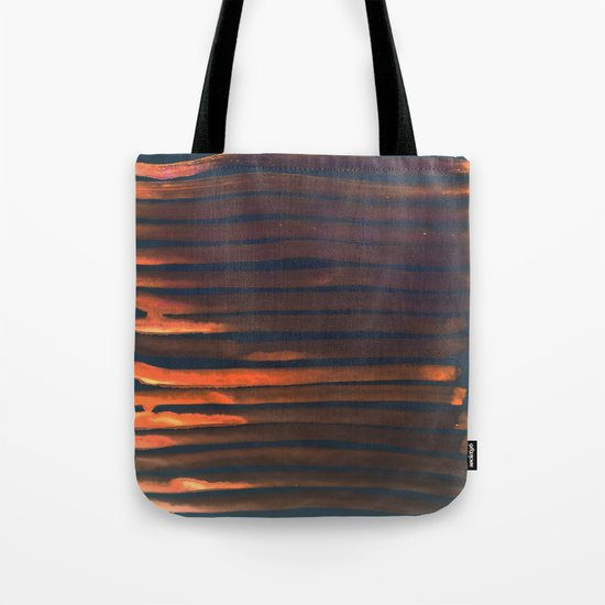 We Have Copper Dreams at Night Tote Bag