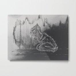 Discord Metal Print