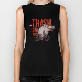 Trash BIG RACE Biker Tank