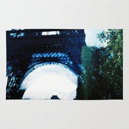 Just Awaking (Paris, Tour de Eiffel) Rug
