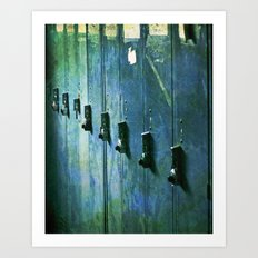 In:Locked:Out Art Print
