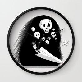 Gravelord Nito Wall Clock