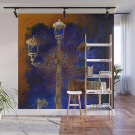 Venezia Servizio Gondole - SKETCH - ART Wall Mural