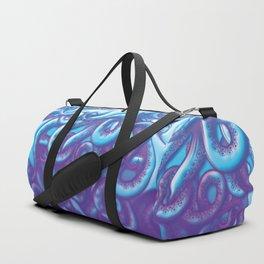From the Deep Kraken Octopus Squid Tentacles Duffle Bag