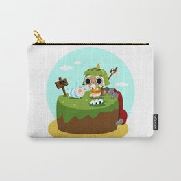 Monster Hunter - Felyne and Poogie Carry-All Pouch