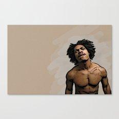 Mean Mug Canvas Print