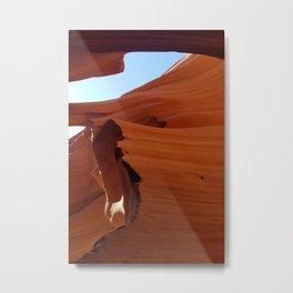 Antelope Canyon #5 Metal Print