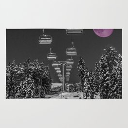 Chairlift to the Moon Rug