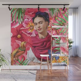For Ever Frida Kahlo Wall Mural