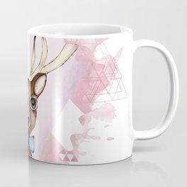 Pink Deer - Ciervo Rosa Coffee Mug