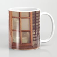 girly Mugs featuring Girly. by Lívia Fernandes