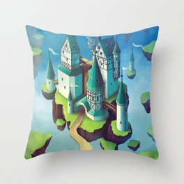 Catle Throw Pillow