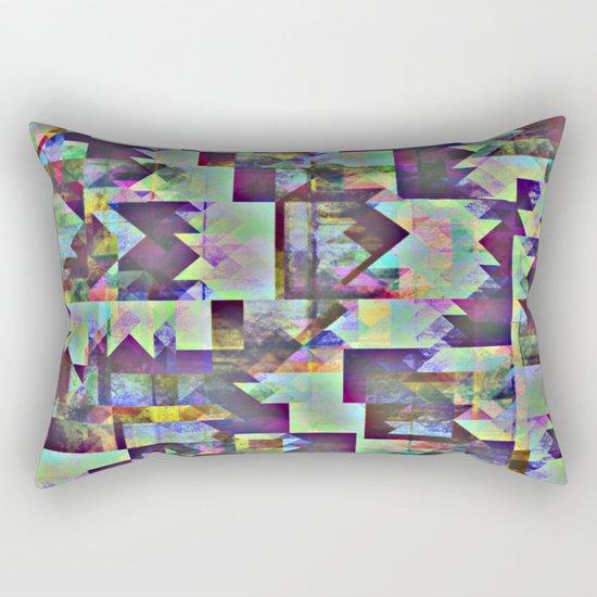 Two:2 Rectangular Pillow