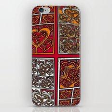 World of Love #5 iPhone & iPod Skin