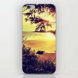 Tofino Time iPhone Skin