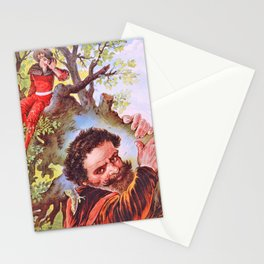 Carl Offterdinger - The Valiant Little Tailor - Digital Remastered Edition Stationery Cards