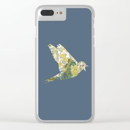 Swallow Clear iPhone Case