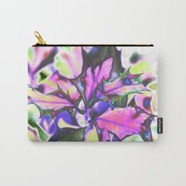 HOLLY PINK Carry-All Pouch