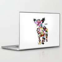 chihuahua Laptop & iPad Skins featuring Chihuahua by bri.buckley