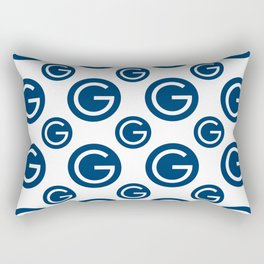 Guldencoin - Crypto Fashion Art (Large) Rectangular Pillow