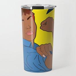Rosie Who? By Vizzy Nakasso Travel Mug