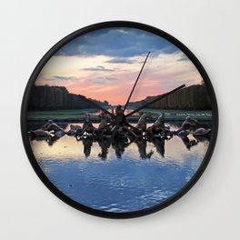 # 219 Wall Clock