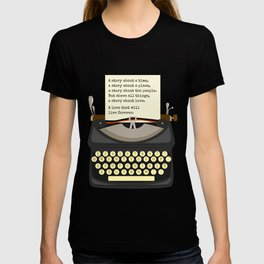 A Story About Love T-shirt