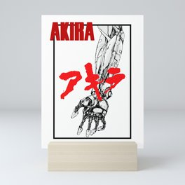 tetsuo arm Mini Art Print