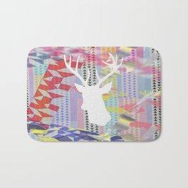 Deer'n pop Bath Mat