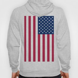 Flag of USA - American flag, flag of america, america, the stars and stripes,us, united states Hoody